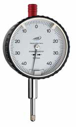 Czujnik zegarowy pomiarowy wolny od błędów Helios Preisser 0706102