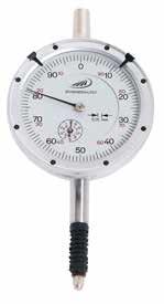 Czujnik zegarowy pomiarowy z IP67 Helios Preisser 0707102