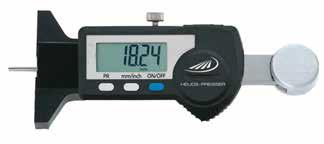 Głebokościomierz elektroniczny Helios Preisser 1375502