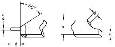 Głębokościomierz noniuszowy Helios Preisser wymiary
