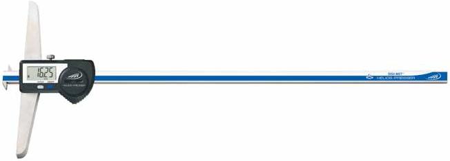 Głebokościomierz z podwójnym zaczepem Helios Preisser 1366718