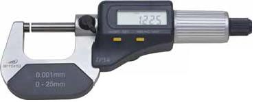 Mikrometr elektroniczny Helios Preisser 0912501