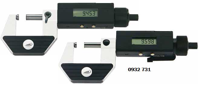 Mikrometr elektroniczny Helios Preisser 0932701