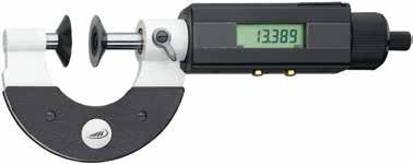 Mikrometr talerzykowy elektroniczny Helios Preisser 0933701