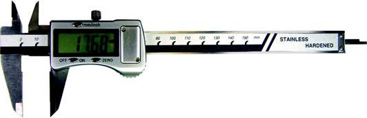 Suwmiarka cyfrowa w metalowej obudowie