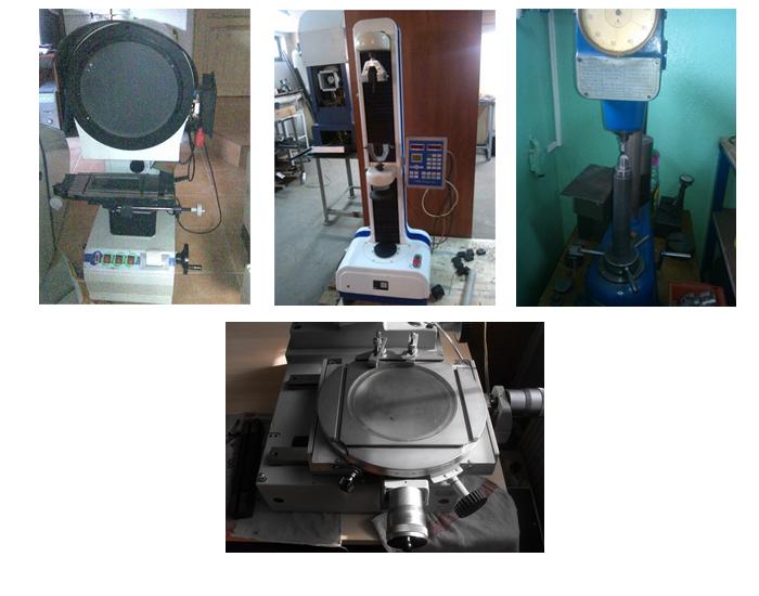 serwis i modernizacja przyrządów pomiarowych