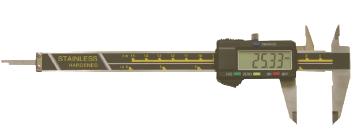 suwmiarka elektroniczna dla leworęcznych operatorów