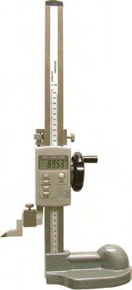 wysokościomierz elektroniczny 0-600