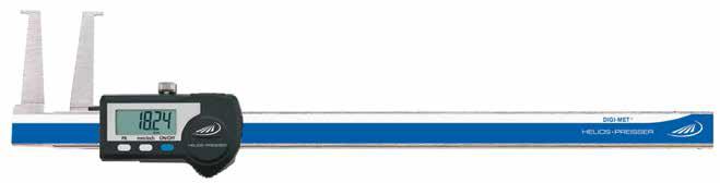 Suwmiarka specjalna Helios Preisser do pomiaru rowków wewnętrznych 1352516