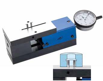 Średnicówka do pomiaru długości wewnętrznych Helios Preisser 0736101