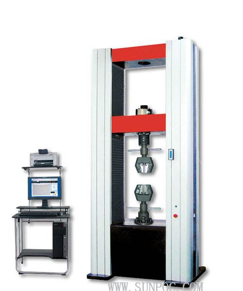 elektroniczna uniwersalna maszyna wytrzymałościowa WDW-100E