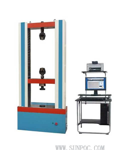 maszyny wytrzymałościowe WDW-D dwukolumnowa